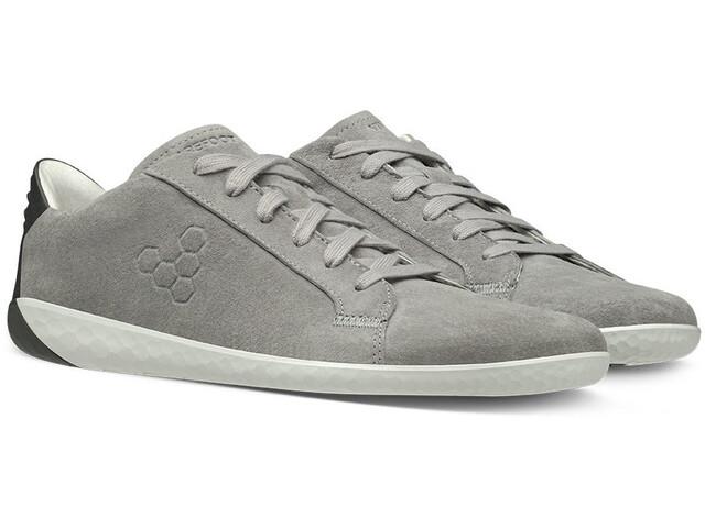 Vivobarefoot Geo Court Shoes Men, zinc grey
